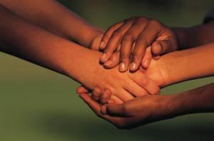 hands of service