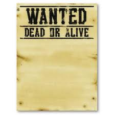 Wanted Dead and Alive! | Grace for the Race