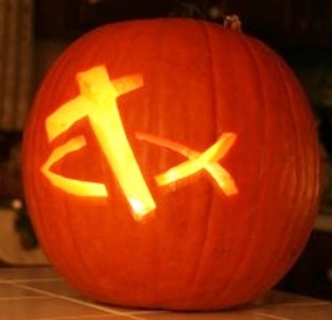 christian pumpkin