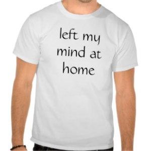 losing mind