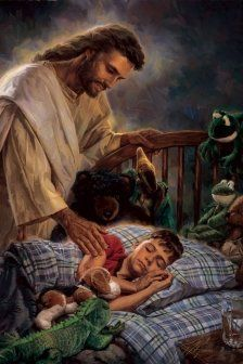 JesusWatchingOverYou