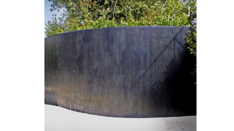 BronzeWall