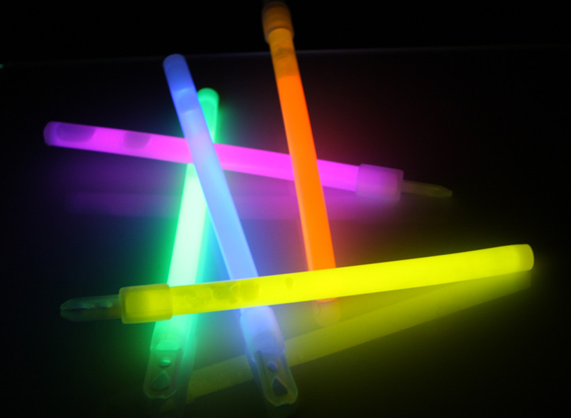 GLOW-STICK SAINTS | Gr...