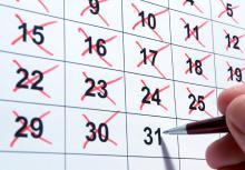 Calendar-Countdown