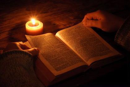biblecandlelight