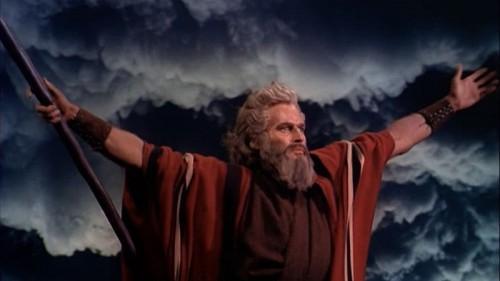 THE MIGHT OF MOSES